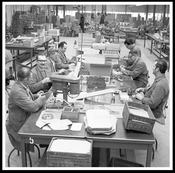 Fabriek hollandoto