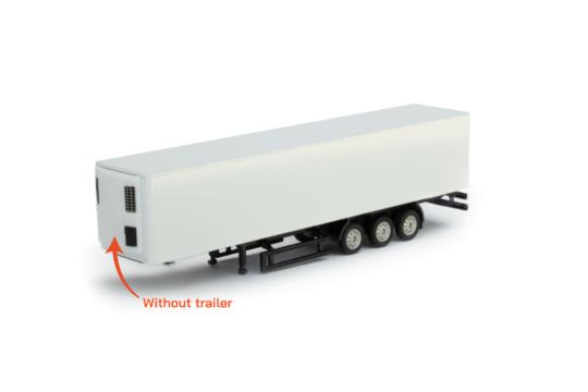 Scale model 1-1710 - Refrigerator-1