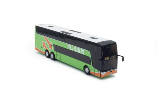 Scale Model Van Hool Astromega TX Flixbus München