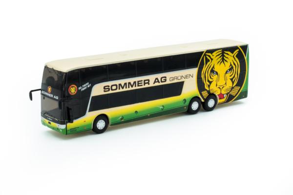 Scale Model Van Hool Astromega TX Sommer AG